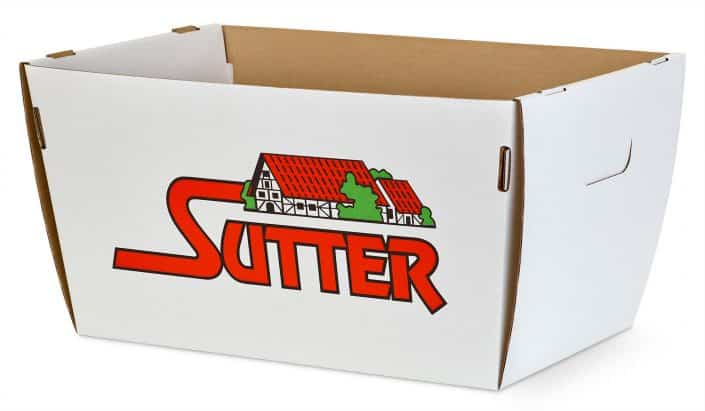 Produktfoto einer Lebensmittelverpackung für die Lebensmittelindustrie
